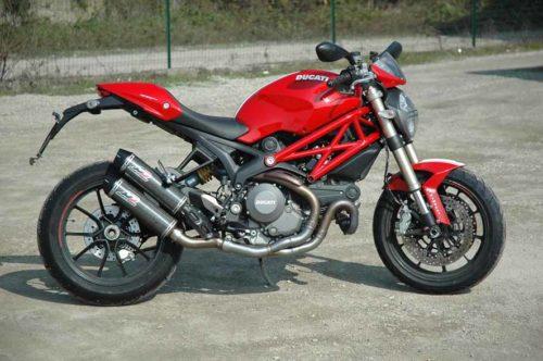 Monster 1100 EVO