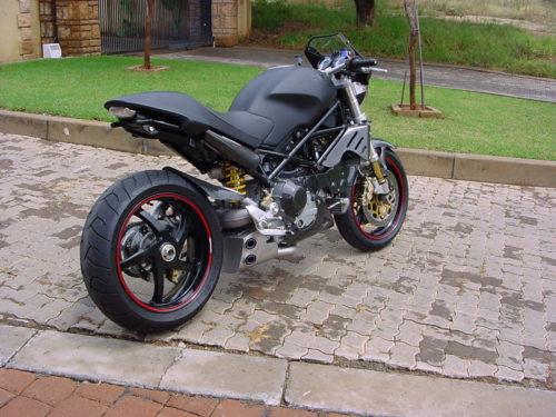 Monster S4R 2004-2006