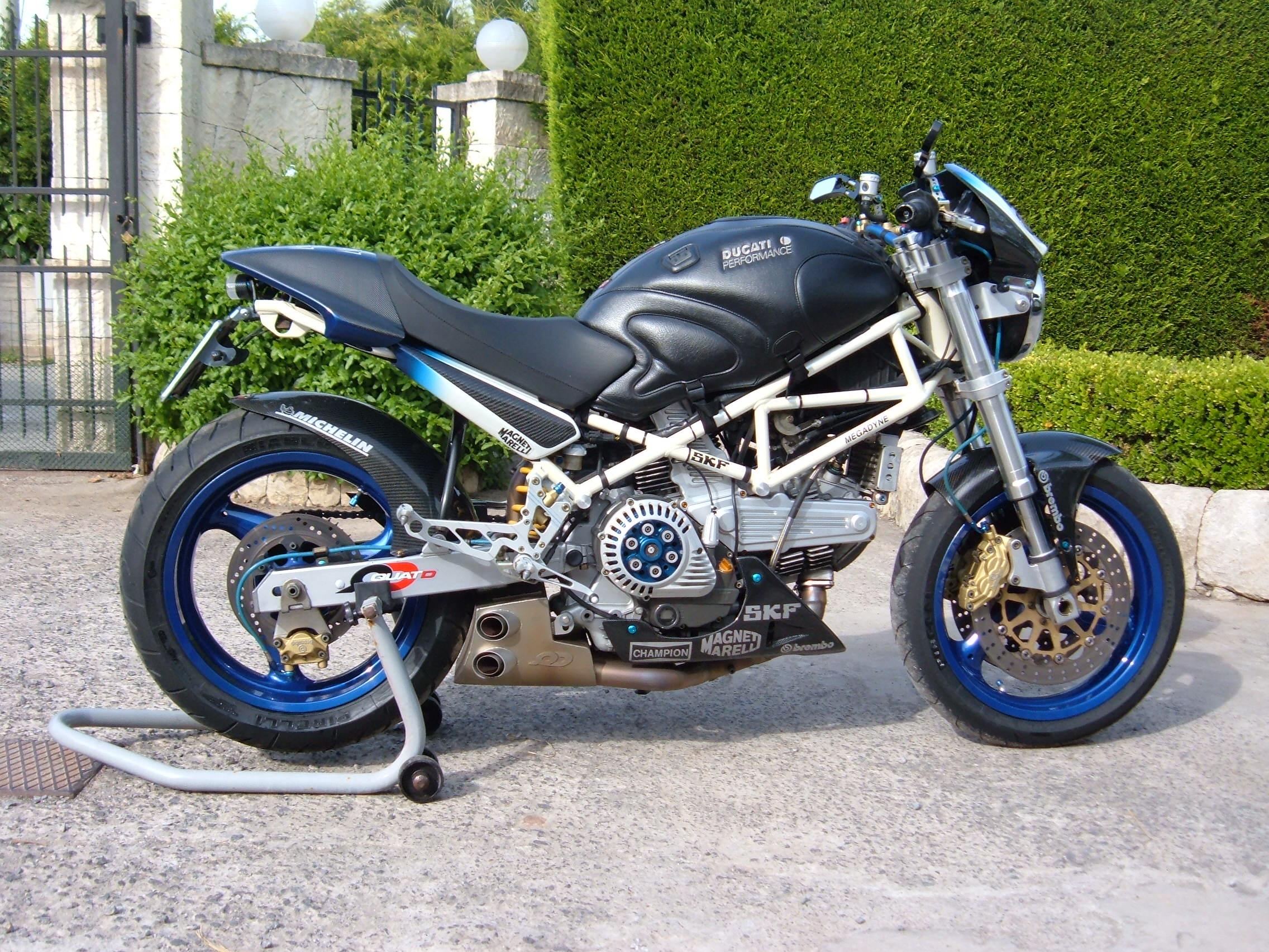 Ducati Monster 600 620 750 800 900 1000 Ex Box Series Stainless
