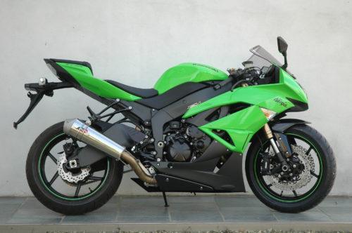 ZX 6R Ninja 2009
