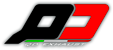 QD Exhaust Logo