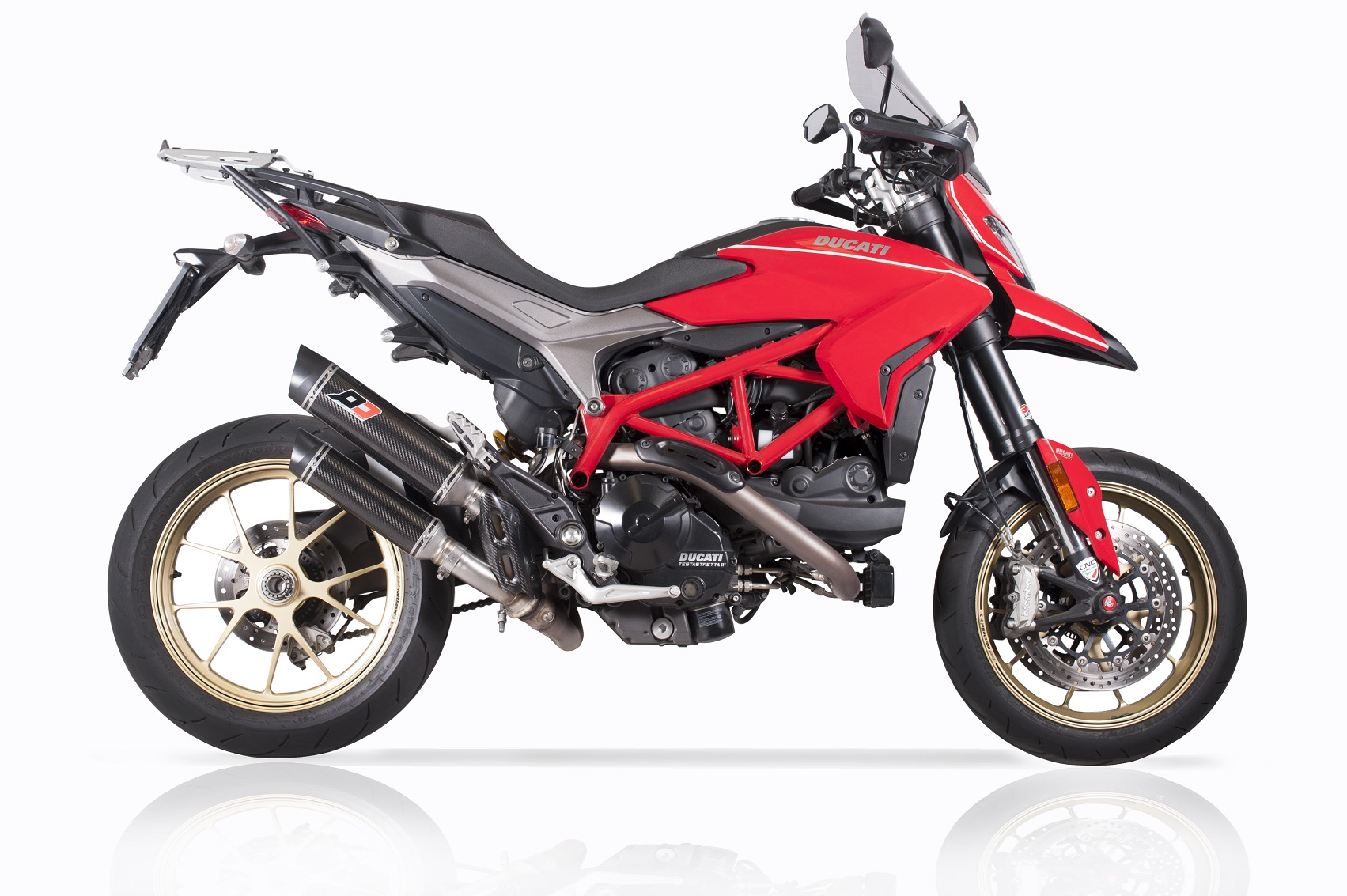 Ducati- Hypermotard -939- Slip-on- Magnum