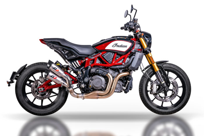 Indian FTR 1200 Exhaust System