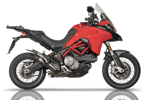 Multistrada 950 Exhaust System