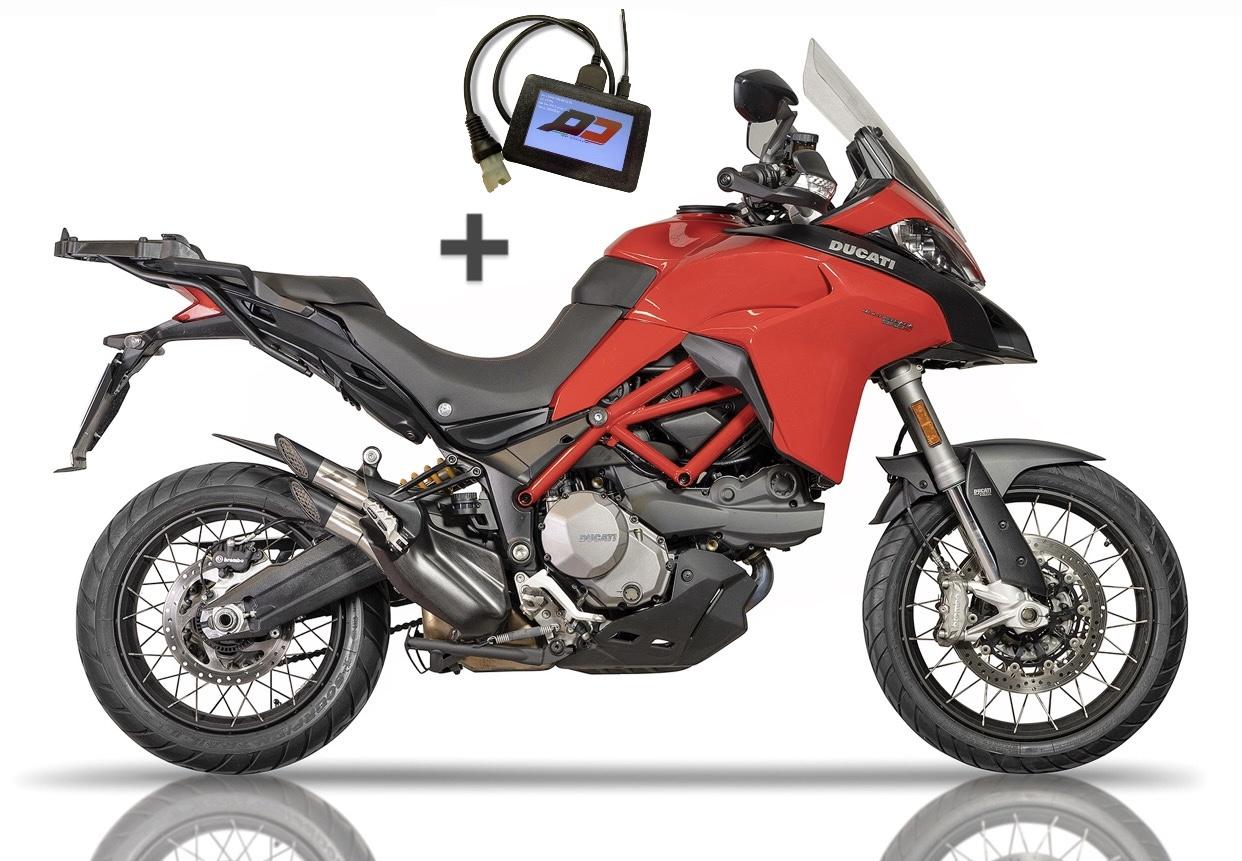 ducati-multistrada-950-qd-exhaust-power-gun-ecu-tuning